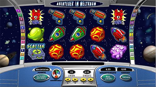 adventures in orbit im 888 online casino spielen