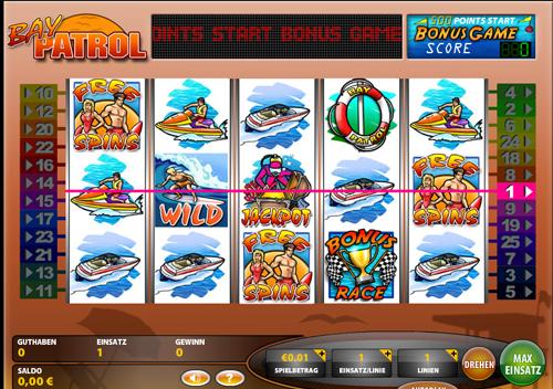 bay patrol online slot im casinoclub spielen