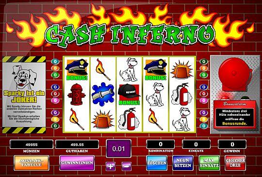 Cash Inferno spielen