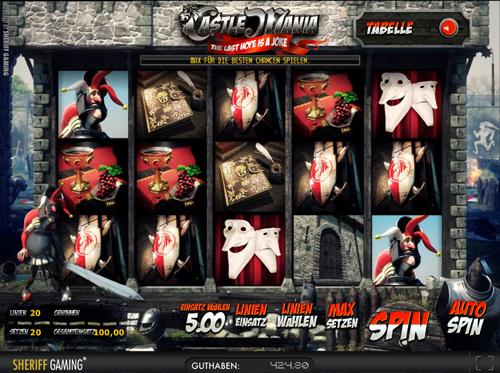 castle mania full hd slot im sunmaker casino