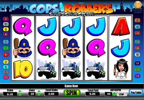cops n robbers im 888 online casino spielen