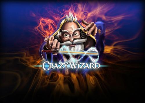 crazy wizard online slot im casinoclub