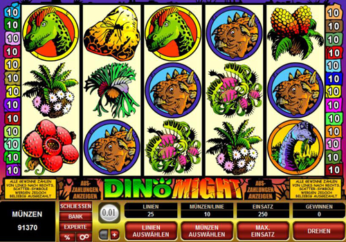 dino might online slot im spinpalace casino