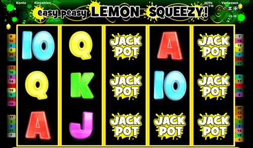 easy peasy lemon squeezy novoline slot im online casino spielen