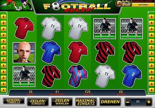 Football Rules spielen