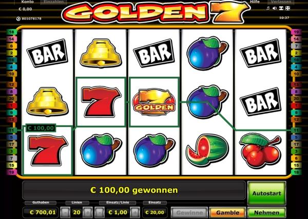 euro online casino sevens kostenlos spielen