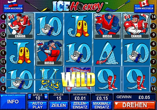 Ice Hockey bei Williamhill