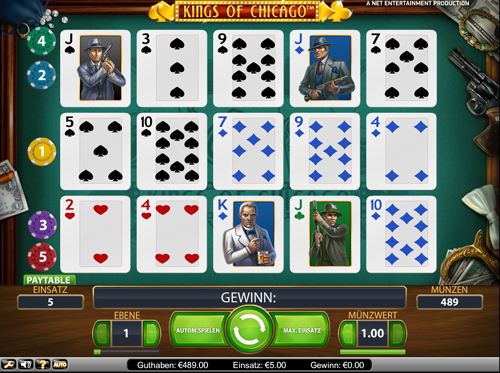 kings of chicago online slot im mr green casino