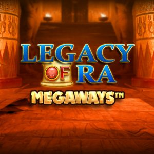 Legacy of Ra Megaways Logo