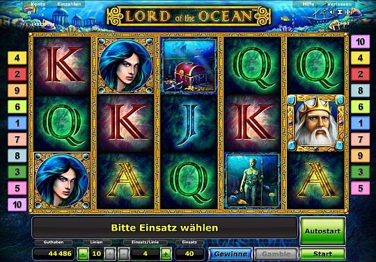 Lord of the Ocean online spielen