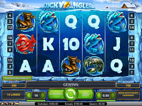 lucky angler online slot im mr green casino