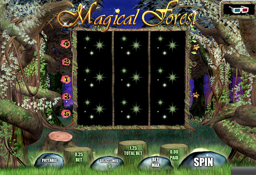 magical forest online slot im 888 casino