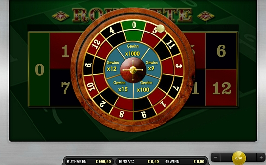 Magic Roulette spielen