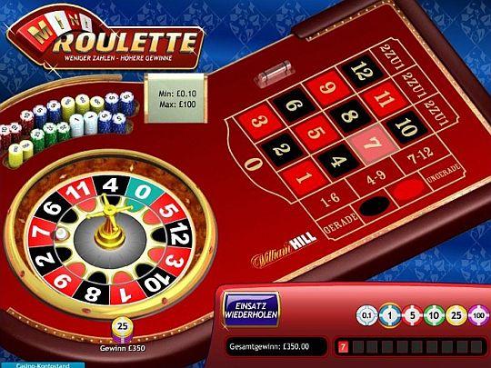 jetzt spielen roulette