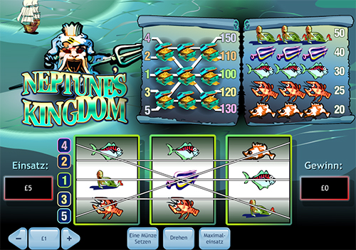 neptunes kingdom slot im william hill online casino spielen