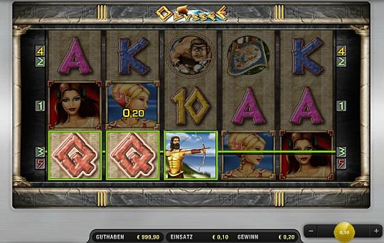 Merkur Odyssee online spielen