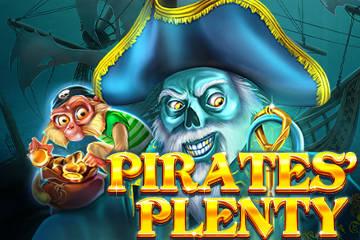 Pirates Plenty The Sunken Treasure Vorschau Logo