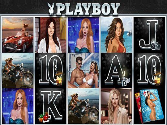 Neuer Playboy Spielautomat