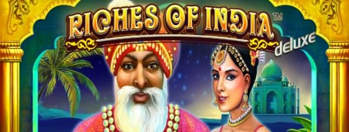 Riches of India Deluxe online spielen