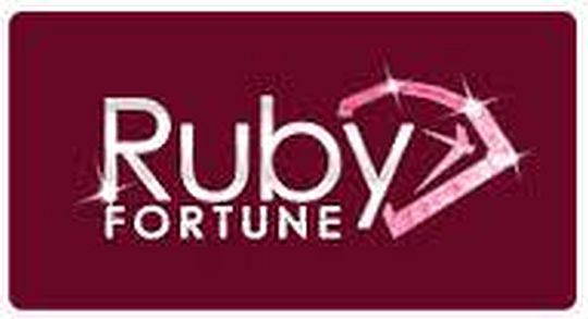 Ruby Fortune mit Euteller