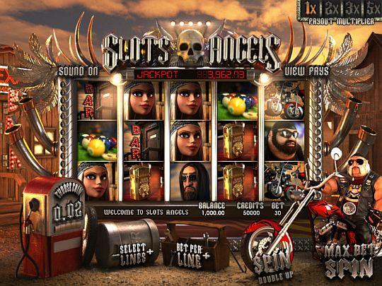 Slots Angels Spielautomat