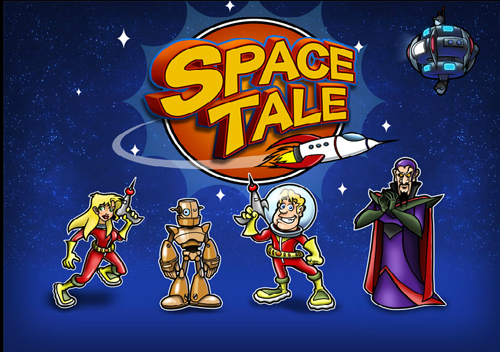 space tale online slot im casinoclub