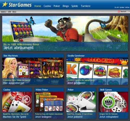 Stargames Mit Stars Spielen
