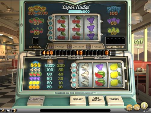 super nudge 6000 online slot im mr green casino