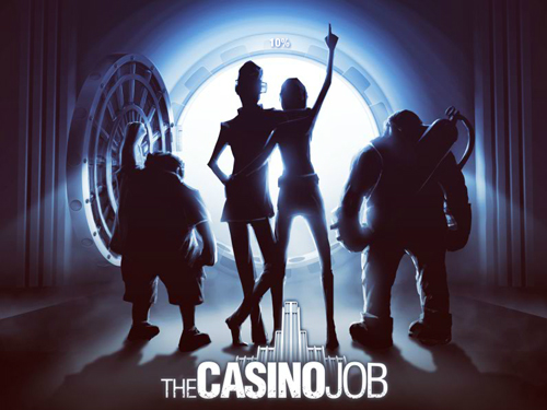 the casino job slot im casinoclub