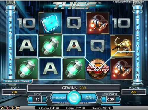 thief online slot im mr green casino