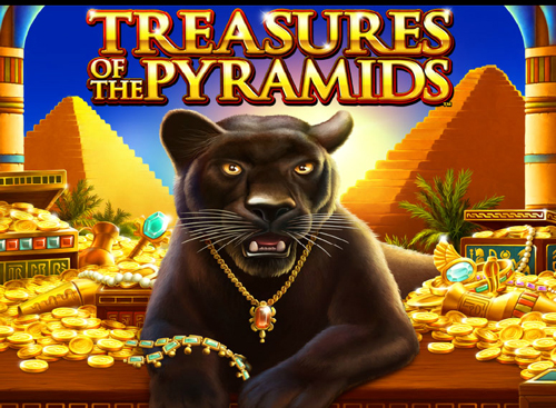 treasures of the pyramids slot im casinoclub spielen