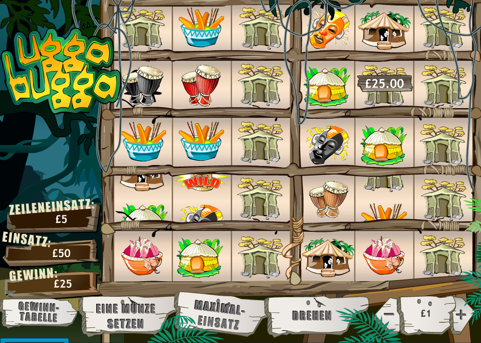 ugga bugga slot im william hill online casino spielen