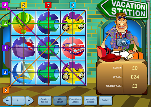 vacation station video slot im william hill casino spielen