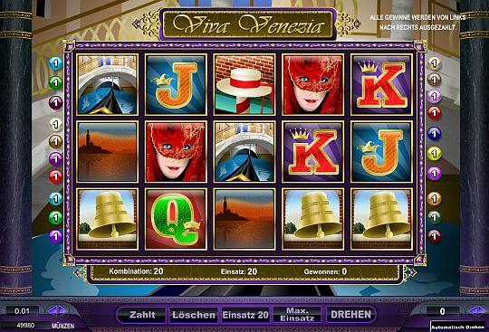 Viva Venezia Spielautomat
