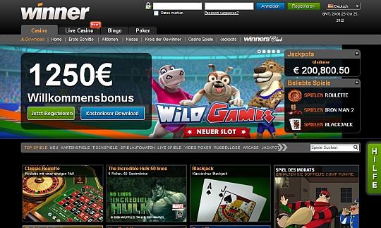 Online Casino Frankreich